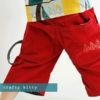 Sewing Tutorial & Free Pattern|Rohan Skater Shorts by The Crafty Kitty