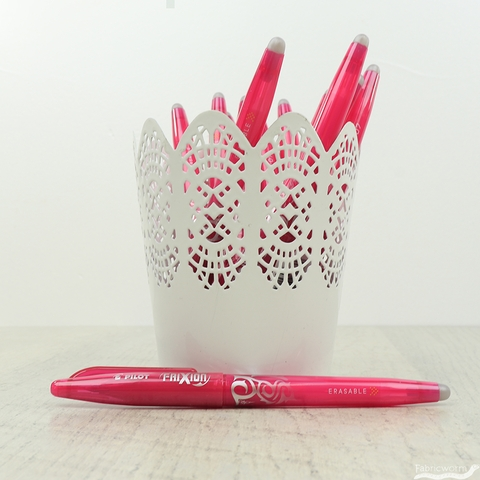 FriXion, Capped Gel Pen Fine Pink