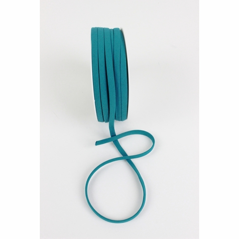 "NOTIONS Frou-Frou, 1/4"" Spaghetti Strap, Teal"