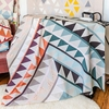 Gather At The Park Quilt Kit Featuring Basics From Birch Organic Fabrics