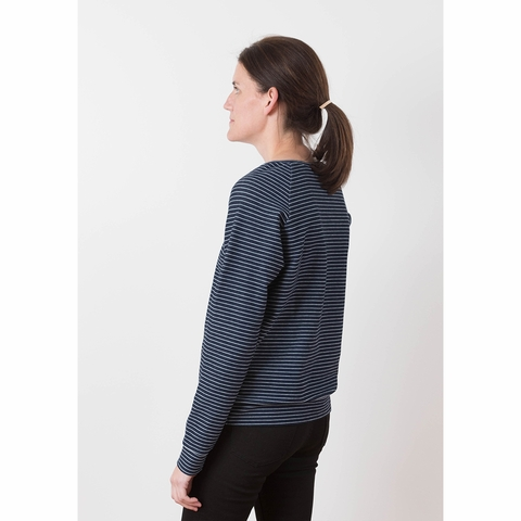 Grainline Studio, Sewing Pattern, Linden Sweatshirt