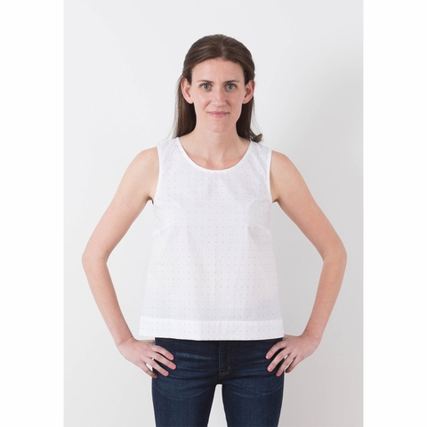 Grainline Studio, Sewing Pattern, Willow Tank & Dress