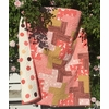 Heat Wave Crib Quilt Kit Featuring Birch Organic Fabrics