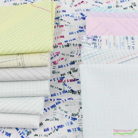 Heather Givens for Windham, Jot in FAT QUARTERS 9 Total (PRECUT)