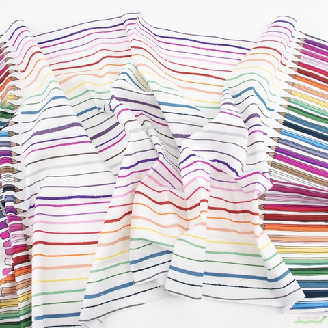 Heather Givans for Windham, Pencil Club, Pencil Club ROYGBIV