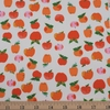 Heather Ross, 20th Anniversary Fabric Collection, Apples Red
