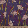 Heather Ross, 20th Anniversary Fabric Collection, Moths Twilight
