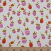 Heather Ross, 20th Anniversary Fabric Collection, Strawberry Lilac