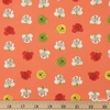 Heather Ross for Windham, Far Far Away 2, Roses Red Fat Quarter