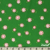 Heather Ross for Windham, Sugarplum, FLANNEL, Peppermints Green
