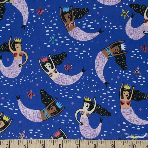 Hello! Lucky for Robert Kaufman, Hello Lucky, Mermaids Navy