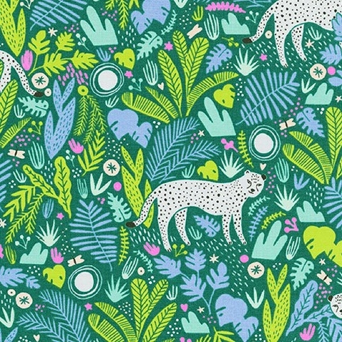 Hello! Lucky for Robert Kaufman, Wild and Free, Wild Cat Cypres