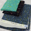 Hitomi Osumi for Cotton and Steel, Mori No Tomodachi, JERSEY KNIT, Nohara Turquoise