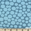 Hoffman Fabrics, Hand Dyed Batiks Winter 2018, Large Dots Seaholly