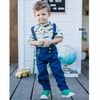 Ikatee, Sewing Patterns, Brighton Pants/Shorty with Suspenders (6 months - 4 years)