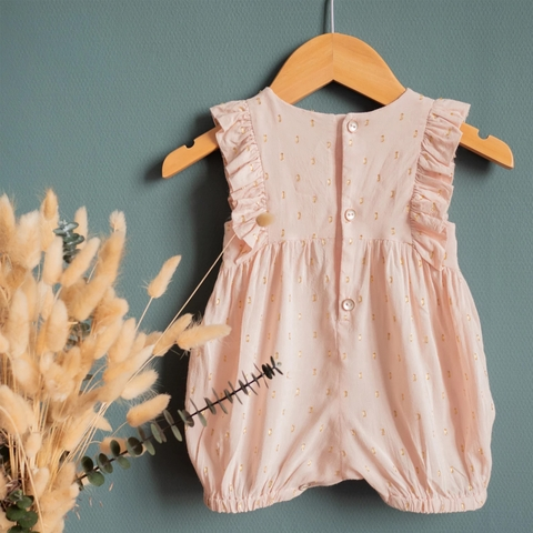 Ikatee, Sewing Patterns, Madrid Jumpsuit/Playsuit (6 months - 4 years)