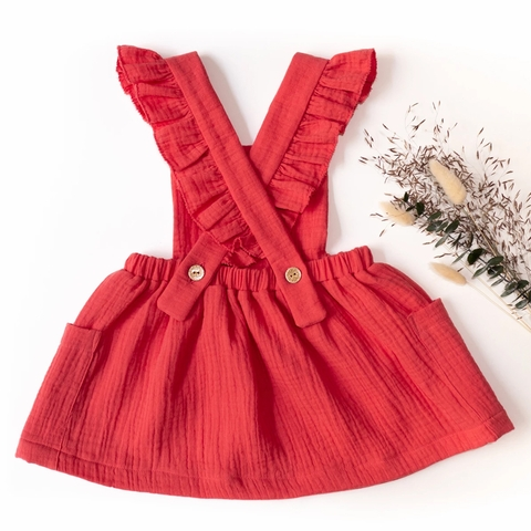 Ikatee, Sewing Patterns, Milano Baby Girl Dress (6 months - 4 years)