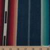 Imported Woven Yarn-Dyes, Flaring Sun, Stripe Stormy