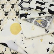 Inkwell by Jay-Cyn Designs for Birch Organic Fabrics