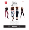 Jalie Sewing Patterns, No 3674, Women's and Girl's Isabelle Leggings