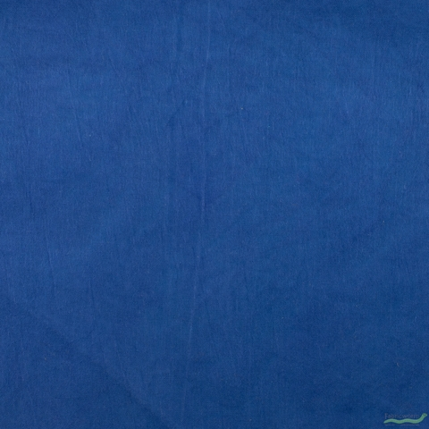 Jane Sassaman for Free Spirit, Hand Crafted Cottons, Solid Lapis