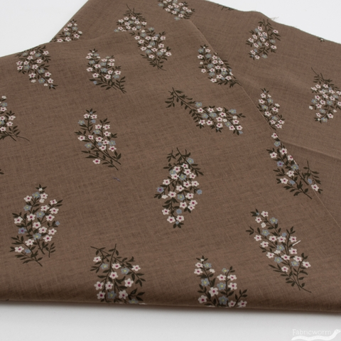 Japanese Import, Antique Bouquet Tan