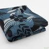 Japanese Import, Canvas, Abstract Spring Blue