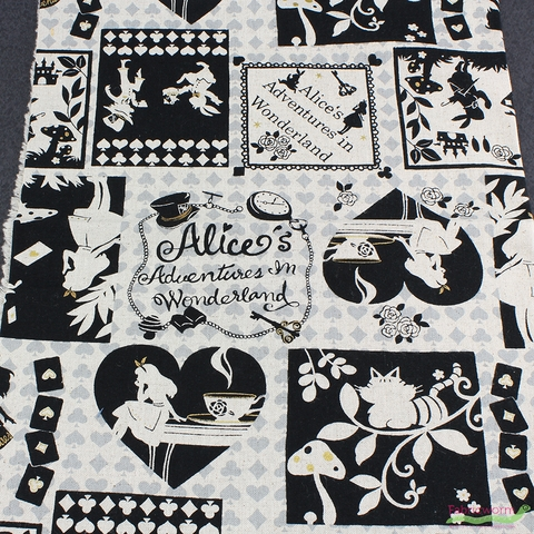 Japanese Import, CANVAS, Alice Patches