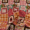 Japanese Import, Canvas, Patchwork Bloom