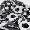 Japanese Import, Canvas, Soccer Cleats Charcoal