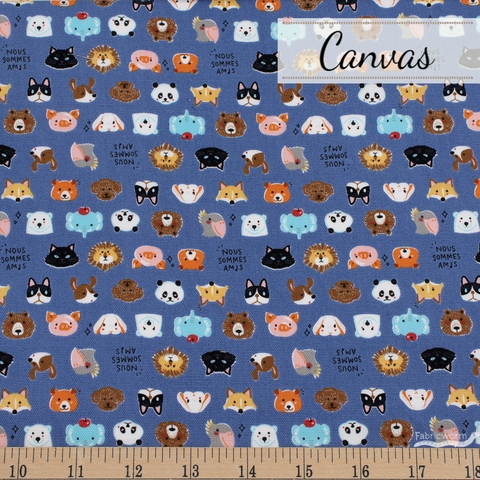 Japanese Import, Canvas, We Are Friends