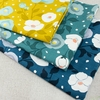 Japanese Import, Dobby, Fabulously Floral Bundle 7 Total