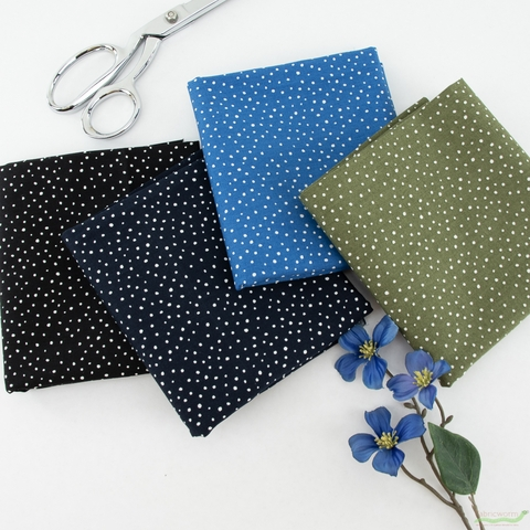 Japanese Import, Dotted Black