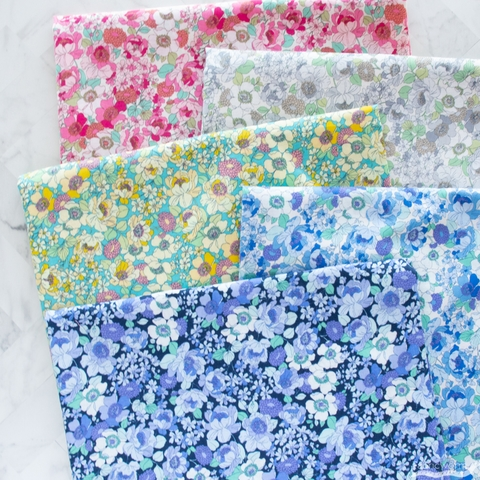 Japanese Import, Floral Finds, Maggie Blue Night