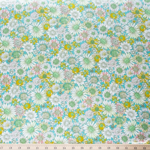Japanese Import, Floral Finds, Sunny Green