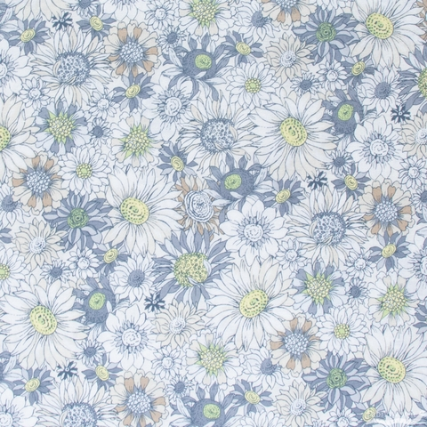 Japanese Import, Floral Finds, Sunny Grey