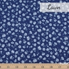 Japanese Import, Lawn, Floating Flower Navy