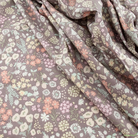 Japanese Import, Lawn, Freckled Floral Summer