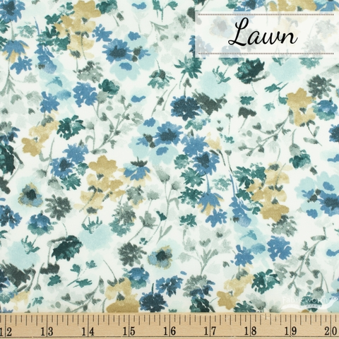 Japanese Import, Lawn, Suddenly Spring Blue