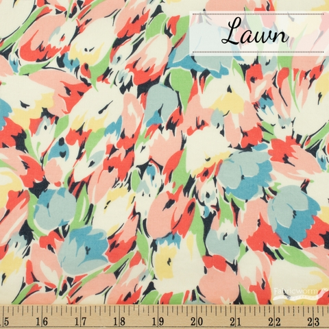 Japanese Import, Lawn, Tulip Time Winter