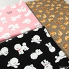 Japanese Import, Lightweight Canvas, Bichon Frise Black