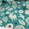 Japanese Import, Lightweight Canvas, Forest Life Water