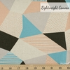 Japanese Import, Lightweight Canvas, Triangulation Aqua
