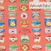 Japanese Import, Lightweight Oxford, Canned Variety Coral