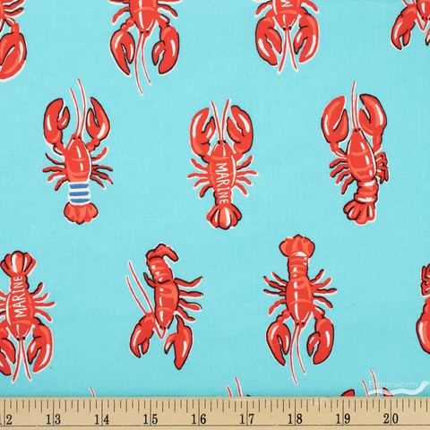 Japanese Import, Lobster Lineup Bright Sky