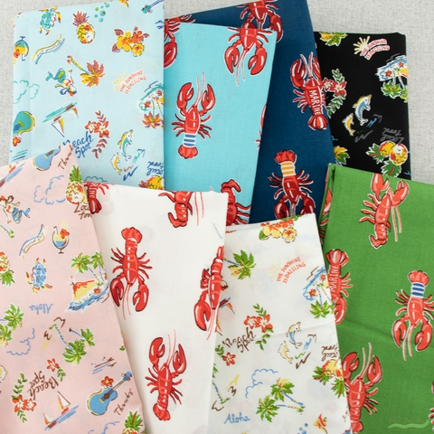 Japanese Import, Lobster Lineup White