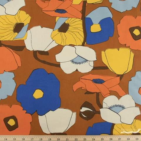 Japanese Import, Retro Flowers Spice