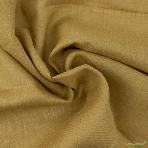 Japanese Import, Solid Linen, Wheat