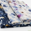 Japanese Import, Spring Floral Blue