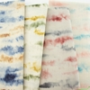 Japanese Import, Tie Dyed Lines Earth and Sky